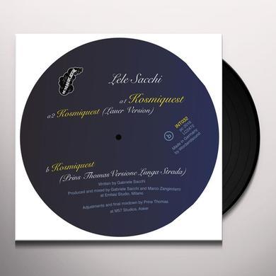 Lele Sacchi KOSMIQUEST Vinyl Record