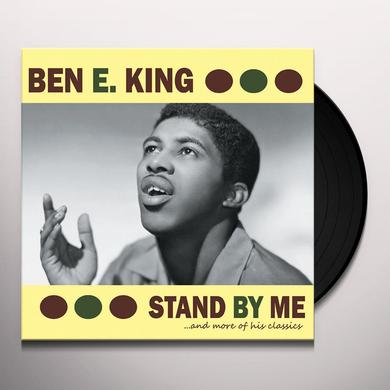 Ben E. King STAND BY ME... AND MORE OF HIS CLASSICS Vinyl Record