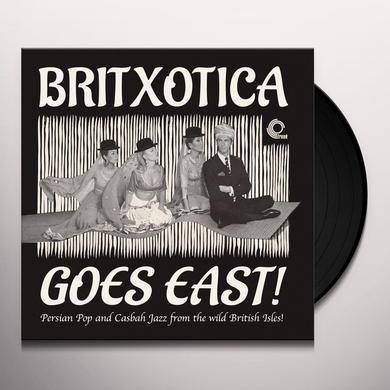 BRITXOTICA GOES EAST: PERSIAN POP & CASBAH / VAR Vinyl Record