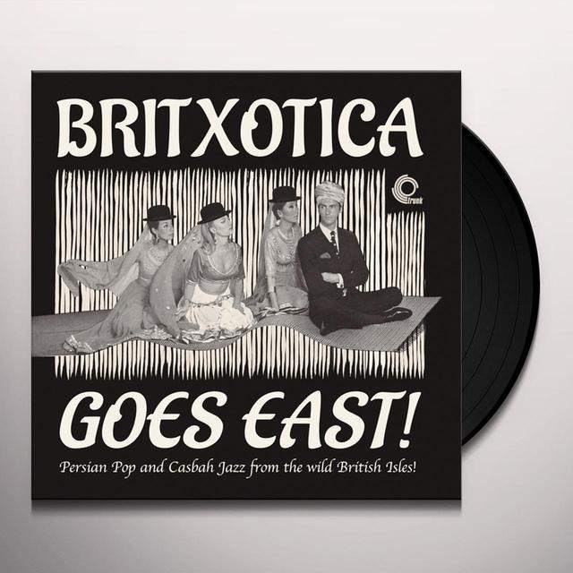 BRITXOTICA GOES EAST: PERSIAN POP & CASBAH / VAR Vinyl Record
