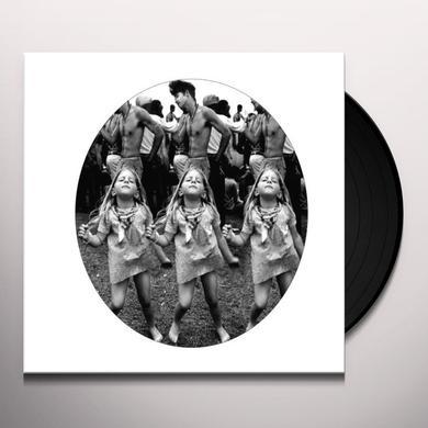 Dj Kaos MIDNIGHT PATROL Vinyl Record