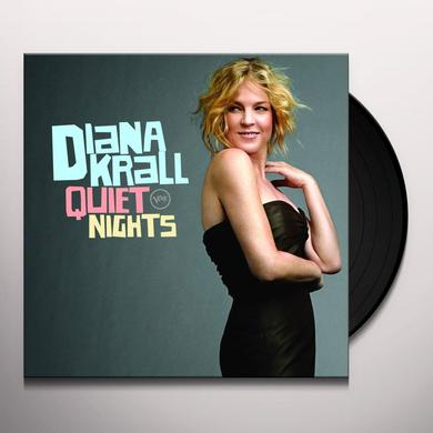 Diana Krall QUIET NIGHTS Vinyl Record - 180 Gram Pressing
