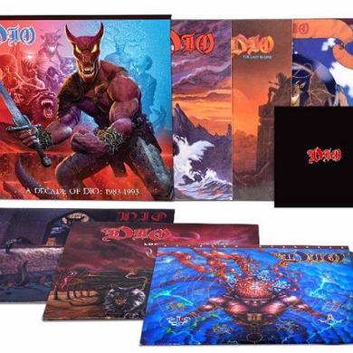 DECADE OF DIO: 1983-1993 Vinyl Record