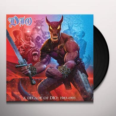 DECADE OF DIO: 1983-1993 (WSV) (BOX) Vinyl Record