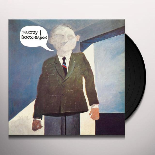 Intersystems PEACHY Vinyl Record