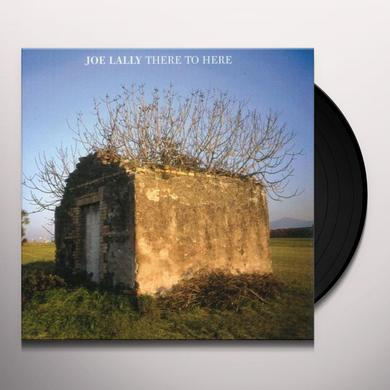 Joe Lally THERE TO HERE Vinyl Record