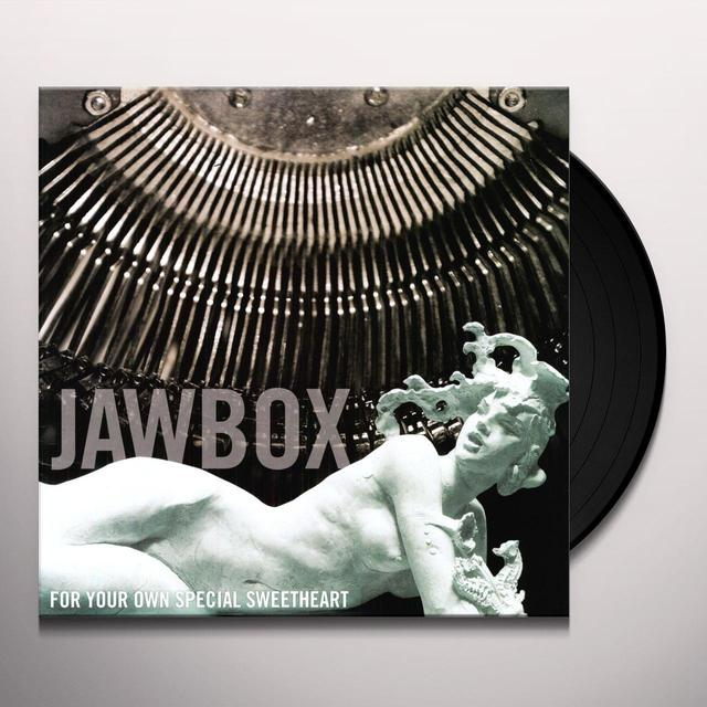 Jawbox FOR YOUR OWN SPECIAL SWEETHEART Vinyl Record