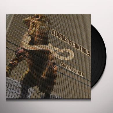 Alarms & Controls CLOVIS POINTS Vinyl Record