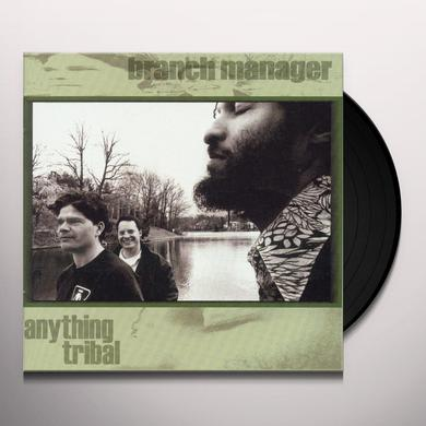 Branch Manager ANYTHING TRIBAL Vinyl Record