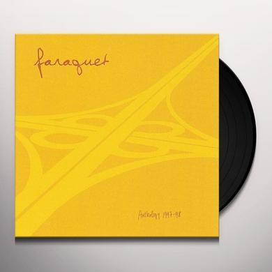 Faraquet ANTHOLOGY 1997-98 Vinyl Record
