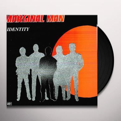 Marginal Man IDENTITY Vinyl Record