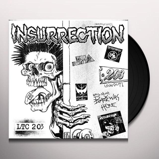 INSURRECTION LTC 203 Vinyl Record