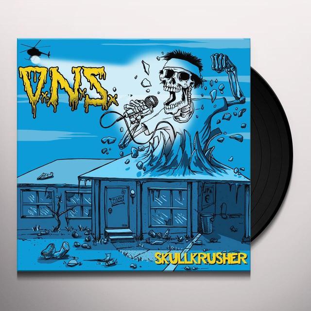 OUR NEIGHBORS SUCK SKULLKRUSHER Vinyl Record