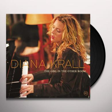 Diana Krall GIRL IN THE OTHER ROOM Vinyl Record - 180 Gram Pressing