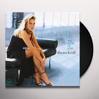 Diana Krall LOOK OF LOVE Vinyl Record - 180 Gram Pressing