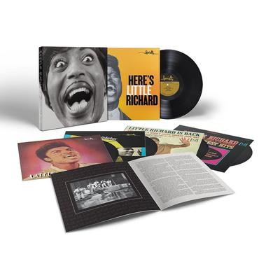 Little Richard The Complete Specialty and Vee-Jay Recordings Box Set (Vinyl)