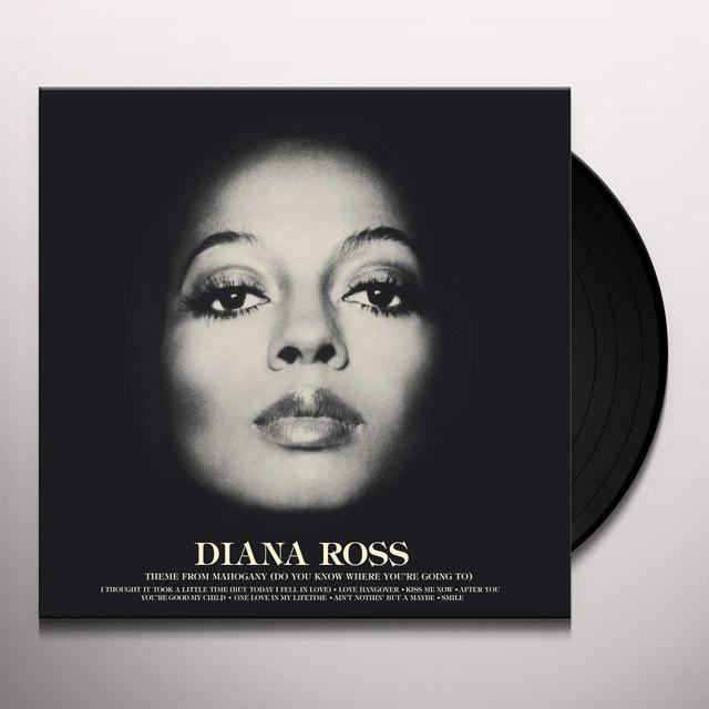 DIANA ROSS 1976 Vinyl Record