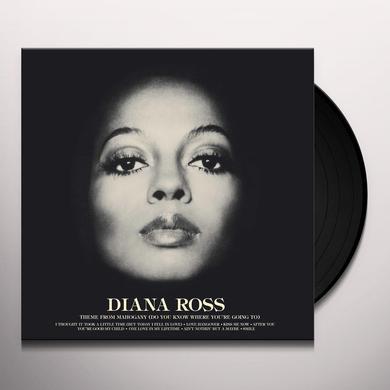 DIANA ROSS 1976 Vinyl Record