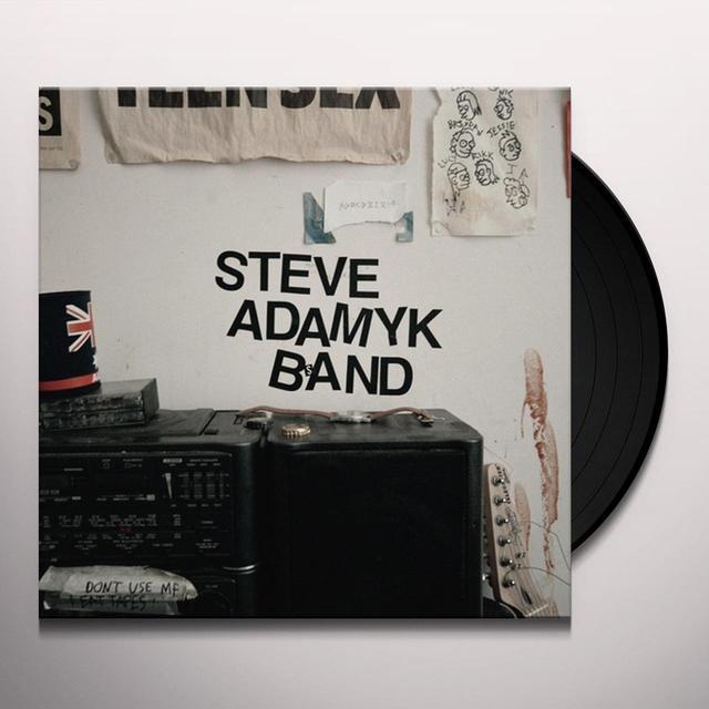 Steve Band Adamyk GRACELAND Vinyl Record
