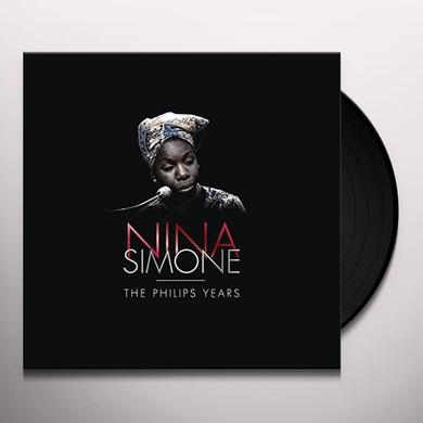 Nina Simone PHILIPS YEARS  (BOX) Vinyl Record - 180 Gram Pressing