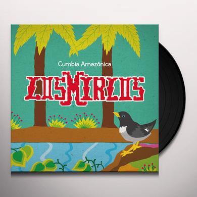 Los Mirlos CUMBIA AMAZONICA Vinyl Record