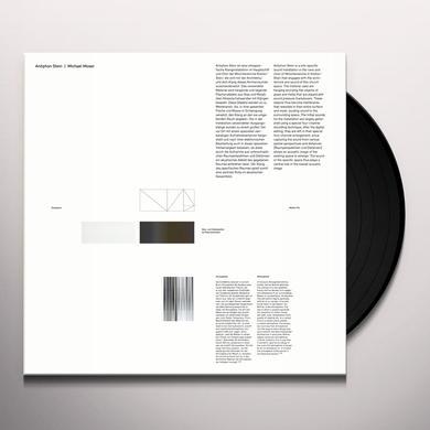 Michael Moser ANTIPHON STEIN Vinyl Record