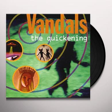 Vandals QUICKENING Vinyl Record