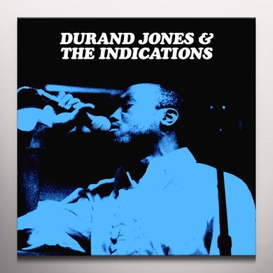 DURAND JONES & THE INDICATIONS Vinyl Record - Blue Vinyl, Gatefold Sleeve