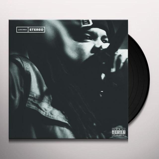 Nolan The Ninja HE(ART) Vinyl Record
