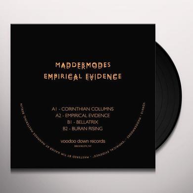 MADDERMODES EMPIRICAL EVIDENCE Vinyl Record