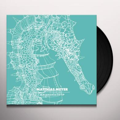 Matthias Meyer WATERGATE 20 Vinyl Record
