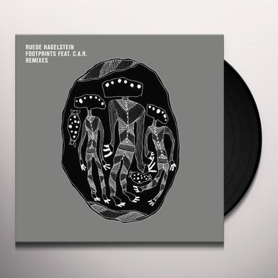 Ruede Hagelstein FOOTPRINTS Vinyl Record