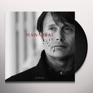 REITZELL,BRIAN (GATE) HANNIBAL: SEASON 3 - VOL 1 / O.S.T. Vinyl Record - Gatefold Sleeve