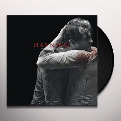 Brian Reitzell HANNIBAL: SEASON 3 - VOL 2 / O.S.T. Vinyl Record - Gatefold Sleeve
