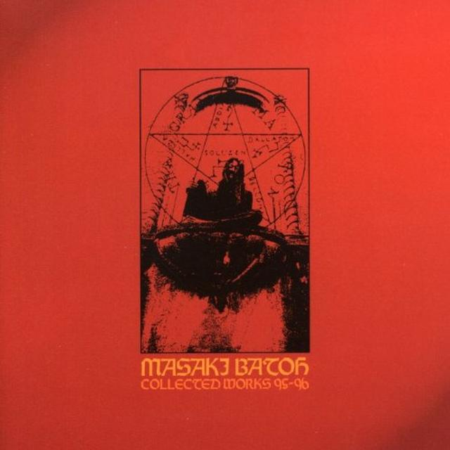 Masaki Batoh COLLECTED WORKS Vinyl Record