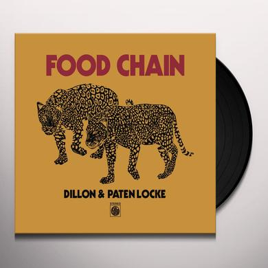 Dillon & Paten Locke FOOD CHAIN Vinyl Record