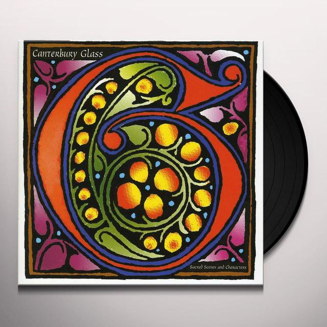 CANTERBURY GLASS SACRED SCENES & CHARACTERS Vinyl Record - Gatefold Sleeve, Limited Edition, 180 Gram Pressing