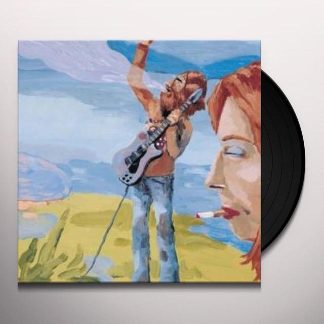 LOOSE FUR Vinyl Record