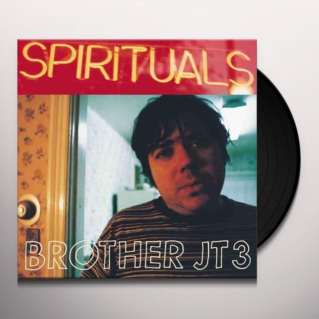 Brother Jt3 SPIRITUALS Vinyl Record