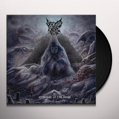 Defeated Sanity DISPOSAL OF THE DEAD / DHARMATA Vinyl Record