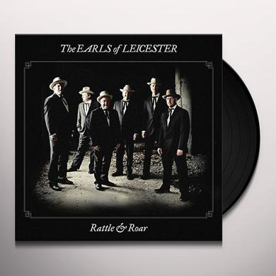 EARLS OF LEICESTER RATTLE & ROAR Vinyl Record