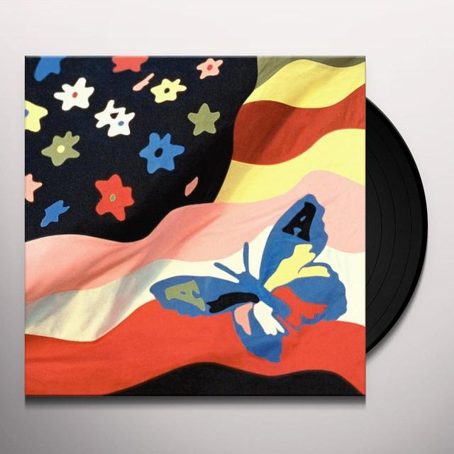 Avalanches WILDFLOWER Vinyl Record