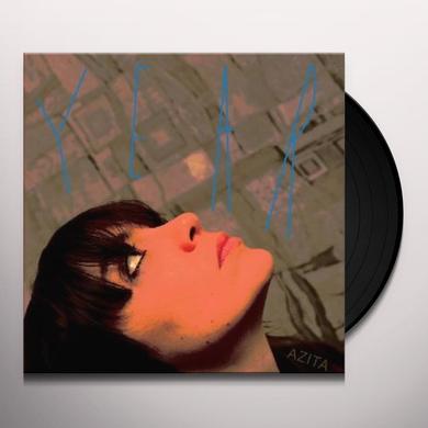Azita YEAR Vinyl Record