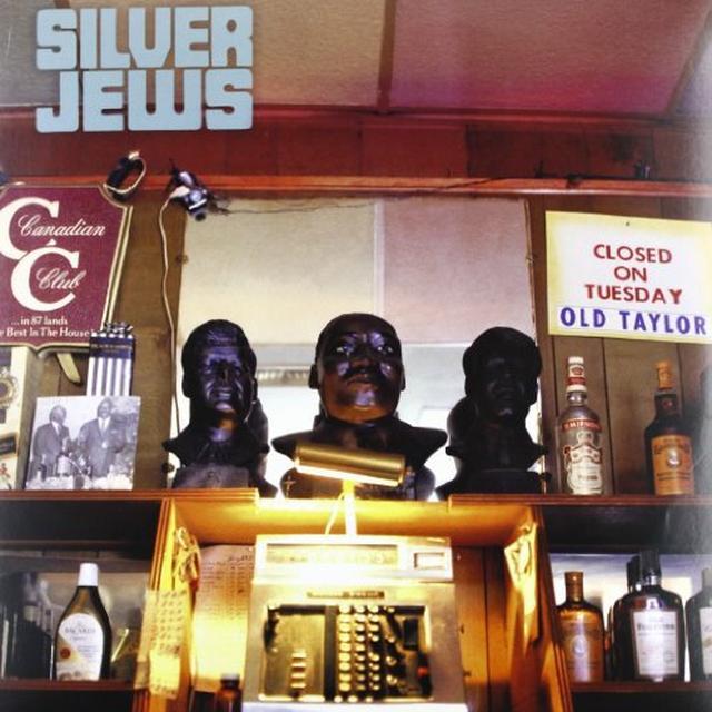 Silver Jews TANGLEWOOD NUMBERS Vinyl Record