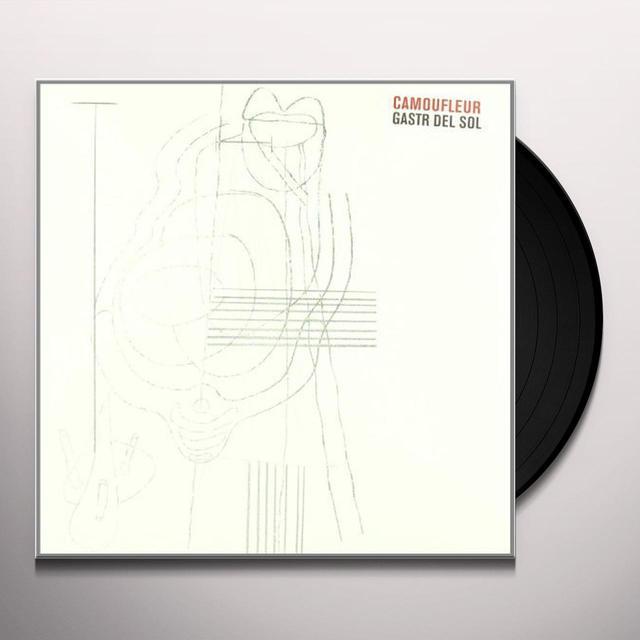 Gastr Del Sol CAMOUFLEUR Vinyl Record
