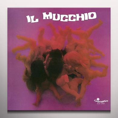 IL MUCCHIO Vinyl Record - Clear Vinyl, Limited Edition, Orange Vinyl