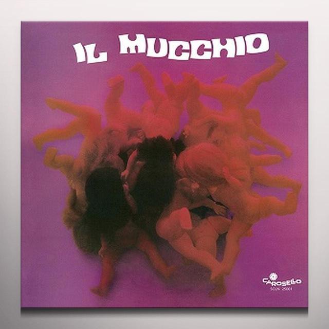 IL MUCCHIO Vinyl Record - Clear Vinyl, Limited Edition, Orange Vinyl