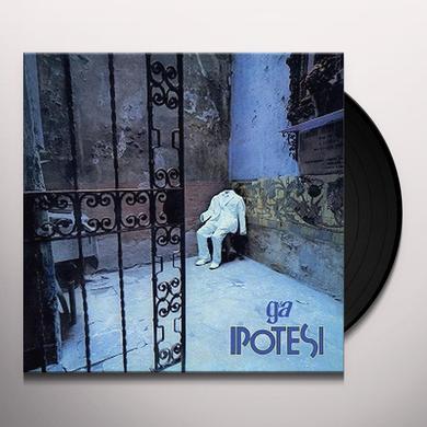 GRUPPO D'ALTERNATIVA IPOTESI Vinyl Record - Reissue