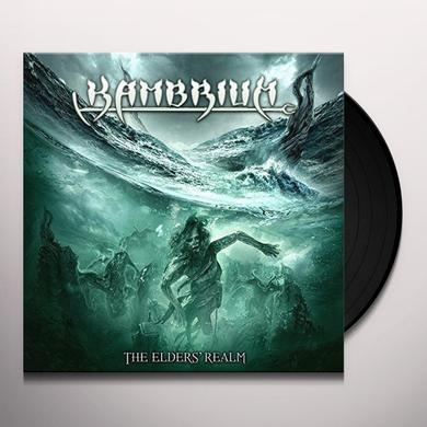 KAMBRIUM ELDERS REALM Vinyl Record - UK Import
