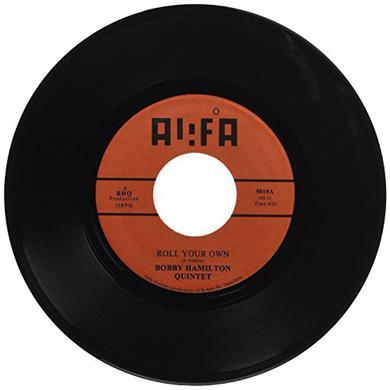 Bobby Quintet Hamilton ROLL YOUR OWN Vinyl Record